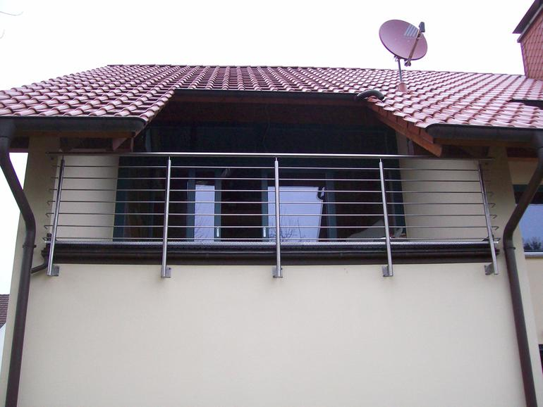 balkon edelstahl gel nder edelstahlgel nder leistungen edelstahl und metallbau. Black Bedroom Furniture Sets. Home Design Ideas