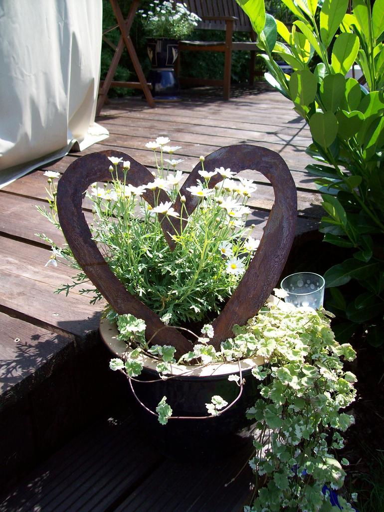 Gartendeko herz garten deko leistungen edelstahl und for Gartendeko bilder