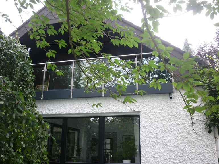 balkone edelstahl und metallbau schlosserei balsmeier. Black Bedroom Furniture Sets. Home Design Ideas